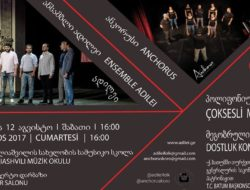 Joint Concert with Anchorus Choir